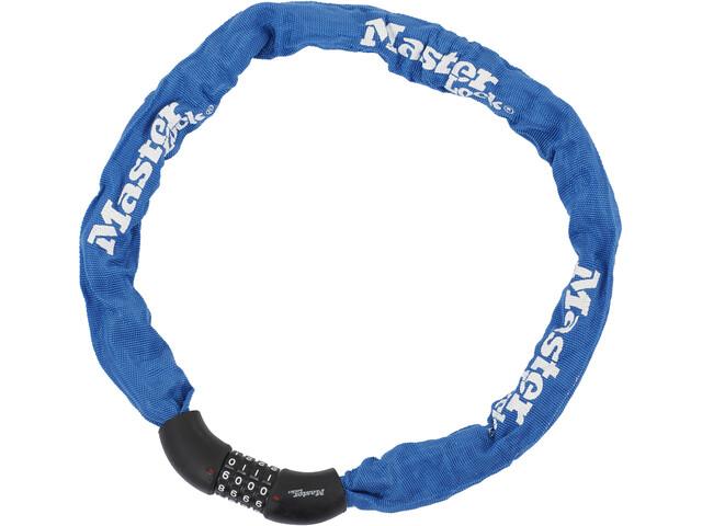 Masterlock 8392 Chain Lock 8 mm x 900 mm, blue